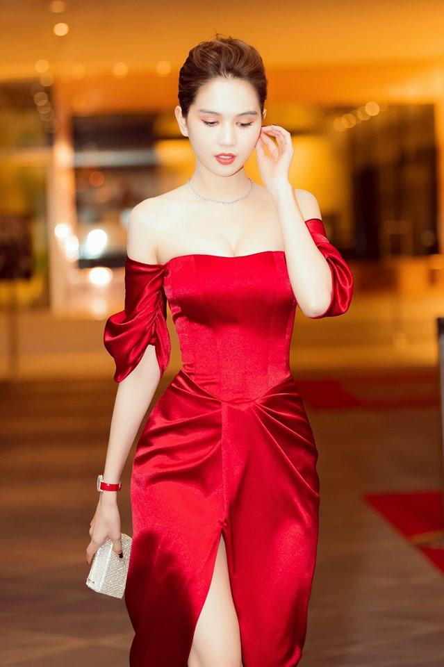 Cùng là váy lụa nhưng chỉ cần Midu khéo chọn thì sẽ hoàn hảo, tiếc là cô không biết đến 4 tips này sớm hơn - Ảnh 14.