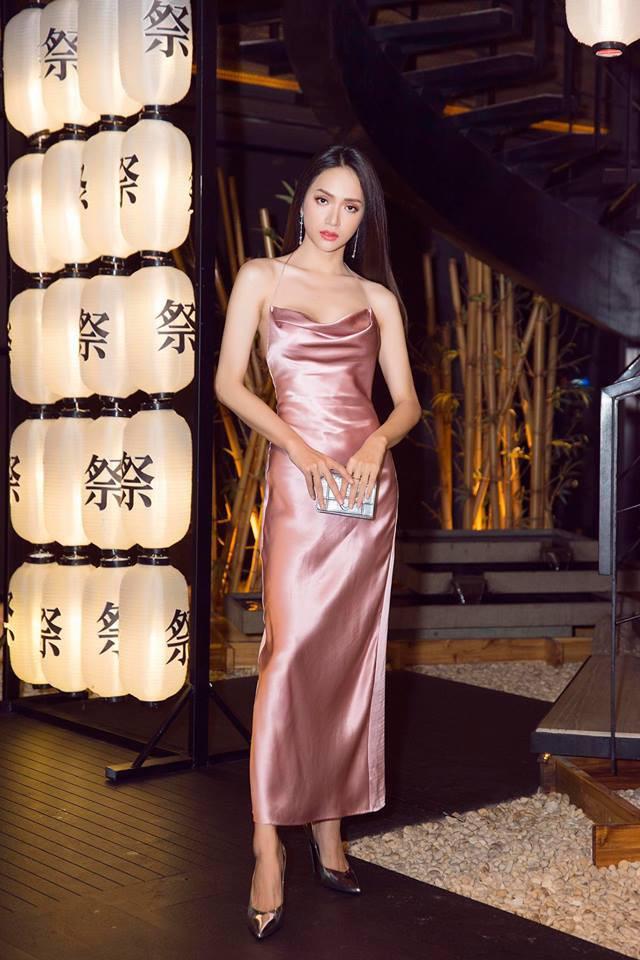 Cùng là váy lụa nhưng chỉ cần Midu khéo chọn thì sẽ hoàn hảo, tiếc là cô không biết đến 4 tips này sớm hơn - Ảnh 17.