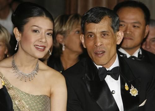 Những sóng gió hậu cung hoàng gia Thái Lan - Ảnh 4.