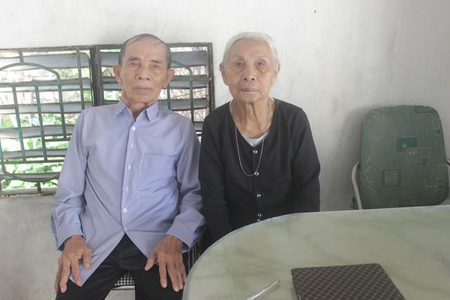 Vợ chồng 90 tuổi ở Hà Tĩnh viết đơn xin rút khỏi hộ nghèo - Ảnh 2.