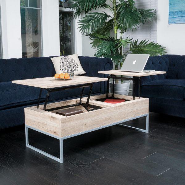Mẫu bàn phòng khách vừa đẹp vừa tiện dụng - Ảnh 1.