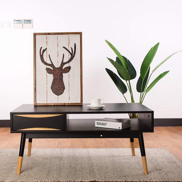 Mẫu bàn phòng khách vừa đẹp vừa tiện dụng - Ảnh 2.