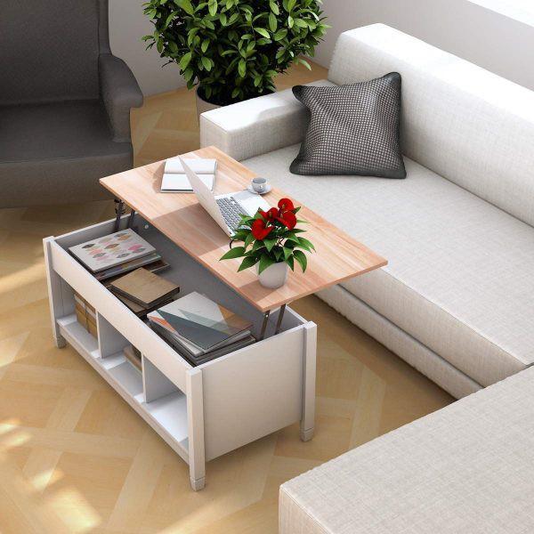 Mẫu bàn phòng khách vừa đẹp vừa tiện dụng - Ảnh 3.