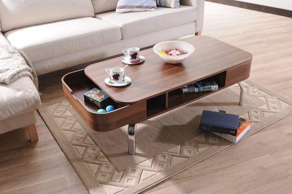 Mẫu bàn phòng khách vừa đẹp vừa tiện dụng - Ảnh 8.