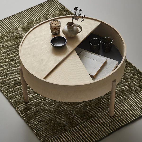 Mẫu bàn phòng khách vừa đẹp vừa tiện dụng - Ảnh 10.