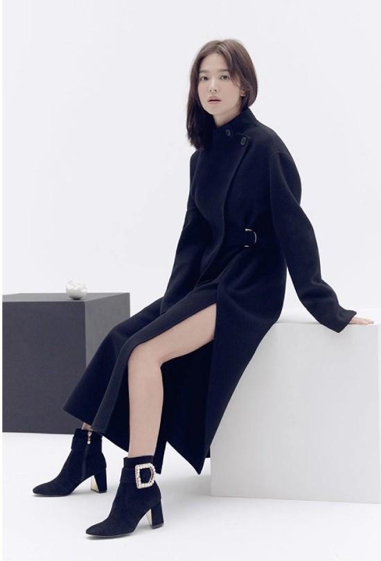 Song Hye Kyo kín cổng cao tường sau sự nói dối - Ảnh 5.