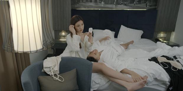 Một lúc xơi tái 3 anh, Lương Thanh (Hoa hồng trên ngực trái) kể ra cũng khổ vì Trà tiểu tam - Ảnh 6.