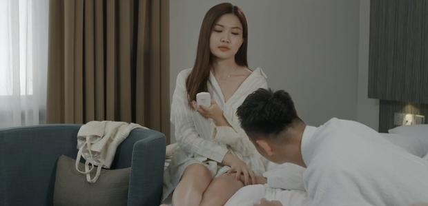 Một lúc xơi tái 3 anh, Lương Thanh (Hoa hồng trên ngực trái) kể ra cũng khổ vì Trà tiểu tam - Ảnh 7.
