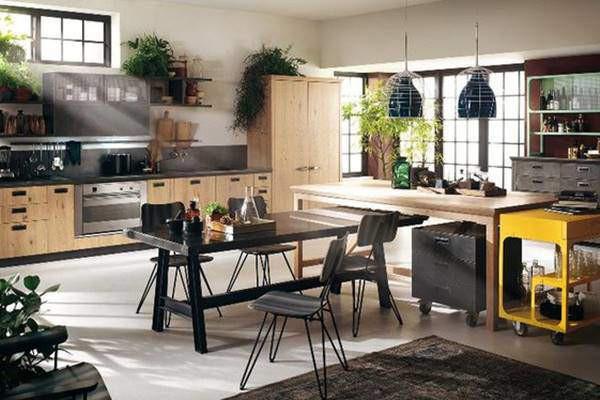 Những mẫu nhà bếp vừa nấu ăn, vừa ngắm cảnh đẹp đến khó tin - Ảnh 2.