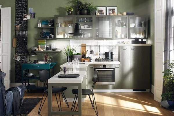 Những mẫu nhà bếp vừa nấu ăn, vừa ngắm cảnh đẹp đến khó tin - Ảnh 3.