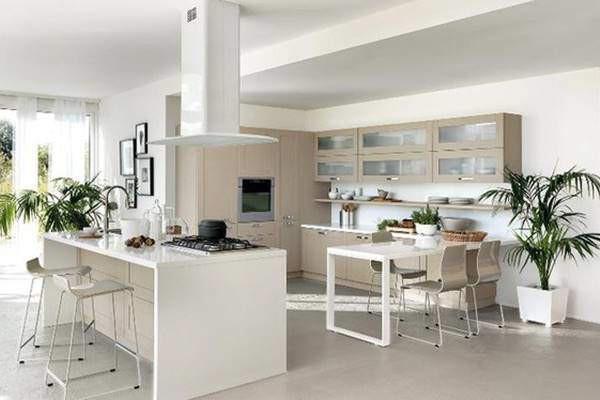 Những mẫu nhà bếp vừa nấu ăn, vừa ngắm cảnh đẹp đến khó tin - Ảnh 5.