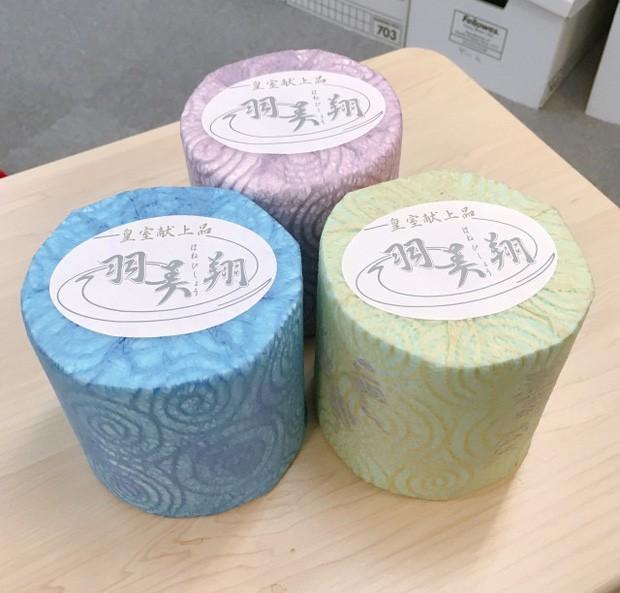 Ở Việt Nam thì bình thường nhưng giấy vệ sinh tại nước ngoài lại muôn hình vạn trạng thu hút khách hàng, có loại lên tới 34 tỷ đồng/cuộn - Ảnh 7.