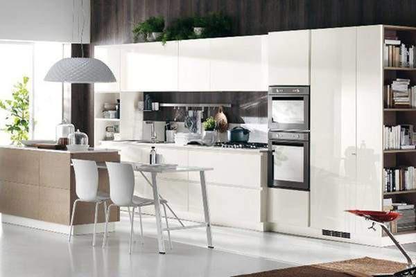 Những mẫu nhà bếp vừa nấu ăn, vừa ngắm cảnh đẹp đến khó tin - Ảnh 8.