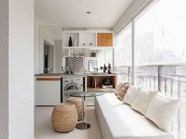 Tuyệt chiêu giúp căn hộ 35 m2 sang trọng như rộng gấp đôi - Ảnh 8.