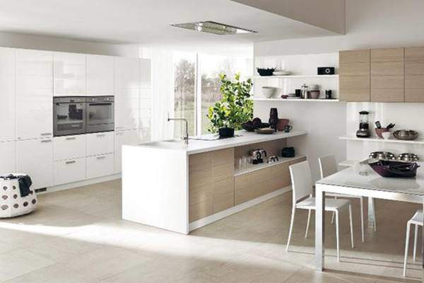 Những mẫu nhà bếp vừa nấu ăn, vừa ngắm cảnh đẹp đến khó tin - Ảnh 9.