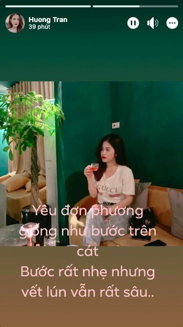 Chưa đầy 4 tháng sau vụ ly hôn ồn ào, vợ cũ Việt Anh bất ngờ úp mở về chuyện đang yêu đơn phương - Ảnh 4.