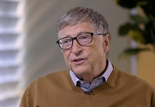 Hai siêu năng lực của Bill Gates - Ảnh 1.