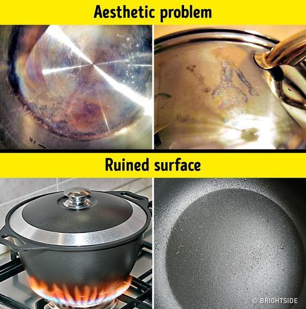 Những thói quen tai hại mà bà nội trợ thường bỏ qua khi sử dụng đồ gia dụng nhà bếp khiến chúng hỏng :nhanh như chớp - Ảnh 3.