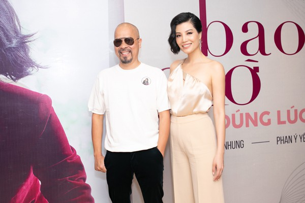 Á hậu Tú Anh thân thiết với đàn chị - siêu mẫu Vũ Cẩm Nhung trong lễ ra mắt sách - Ảnh 6.