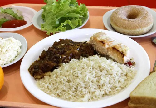 Tiêu chuẩn dinh dưỡng trong bữa ăn học đường ở châu Âu  - Ảnh 1.