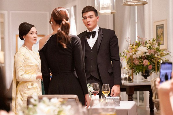 NSND Lê Khanh trở lại điện ảnh vẫn đẹp ngỡ ngàng sau 20 năm - Ảnh 2.
