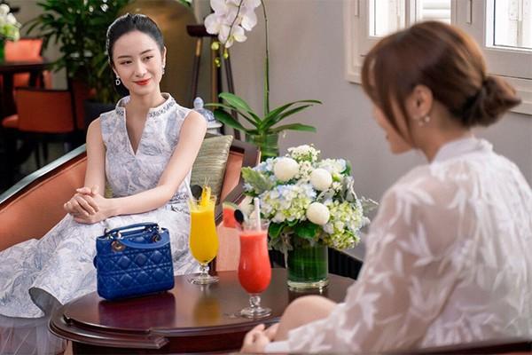NSND Lê Khanh trở lại điện ảnh vẫn đẹp ngỡ ngàng sau 20 năm - Ảnh 3.