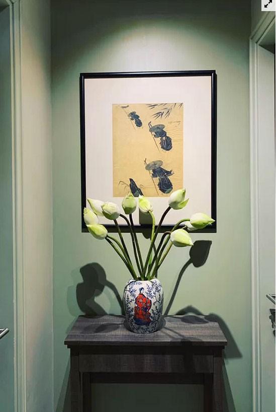 Chủ nhà gộp ba căn hộ để có phòng khách hơn 100 m2  - Ảnh 8.