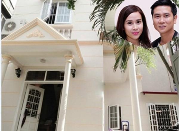 Căn nhà sang chảnh nơi Hồ Hoài Anh và Lưu Hương Giang vẫn sống cùng nhau sau ly hôn - Ảnh 1.