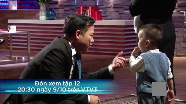 Shark Tank Việt Nam - Tập 12: Nữ startup bế 2 con nhỏ lên gọi vốn - Ảnh 2.