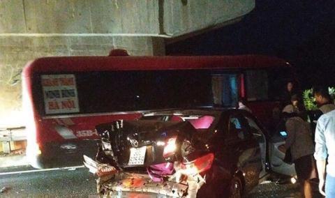 Nạn nhân vụ tai nạn liên hoàn trên cao tốc bị bạn tình sát hại từ trước - Ảnh 1.