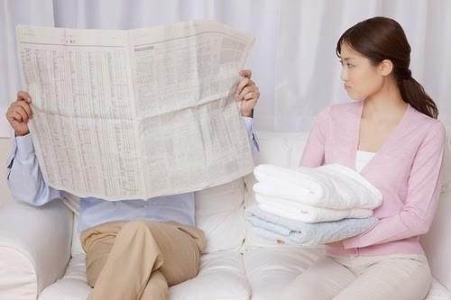 Mệt mỏi vì chồng thất nghiệp, ở nhà ăn bám vợ - Ảnh 1.