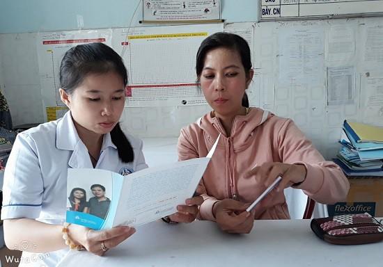 Tây Ninh: Xã hội hoá cung cấp phương tiện tránh thai và dịch vụ sức khỏe sinh sản tới tận cơ sở - Ảnh 1.