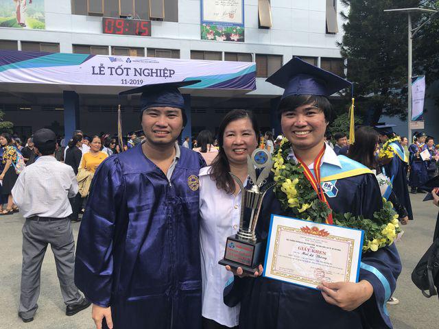 Anh em song sinh cùng tốt nghiệp xuất sắc trường ĐH Bách khoa TPHCM - Ảnh 3.