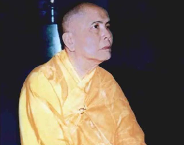 Lễ tang Hòa thượng Thích Trí Quang thực hiện theo hình thức tâm tang  - Ảnh 1.