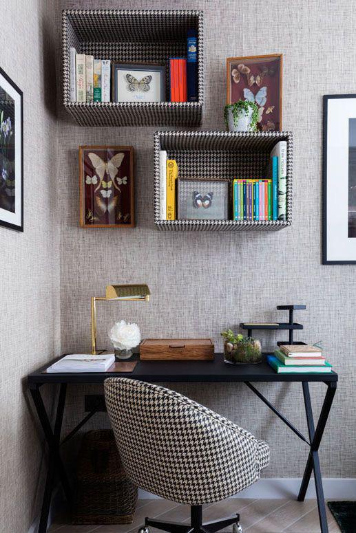 14 ý tưởng trang trí cho giá sách của bạn nổi bần bật trong không gian nhà ở - Ảnh 1.