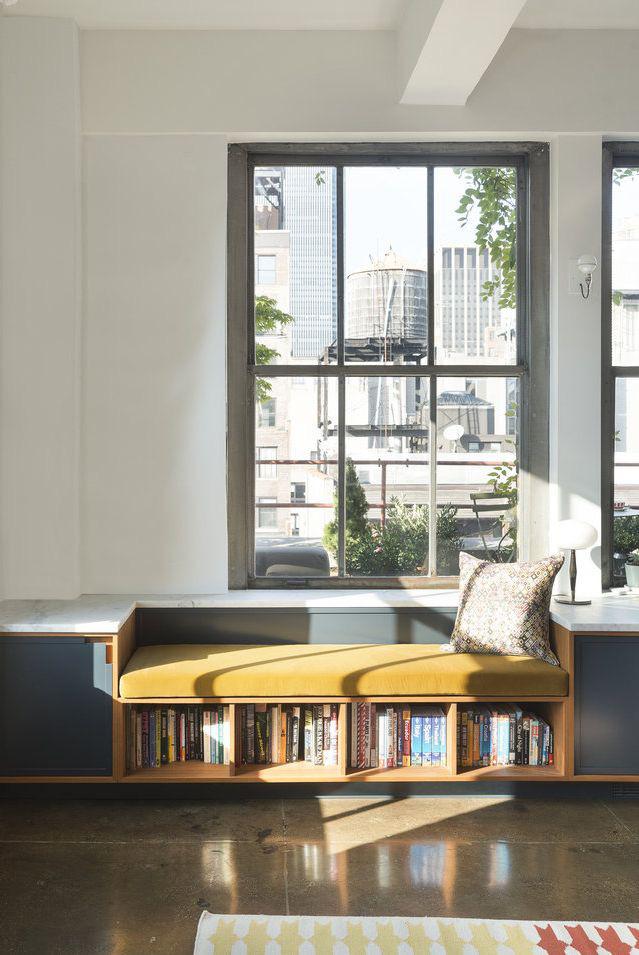 14 ý tưởng trang trí cho giá sách của bạn nổi bần bật trong không gian nhà ở - Ảnh 14.