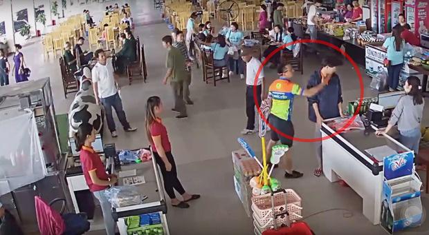 Người đàn ông tát nhân viên trạm dừng nghỉ là cán bộ công an tỉnh Thái Nguyên - Ảnh 2.