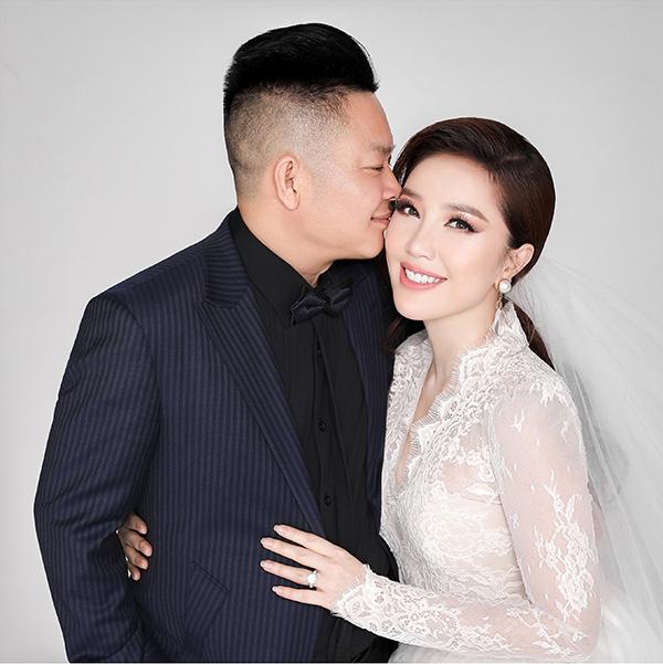 Bảo Thy lần đầu chia sẻ chuyện kết hôn - Ảnh 3.
