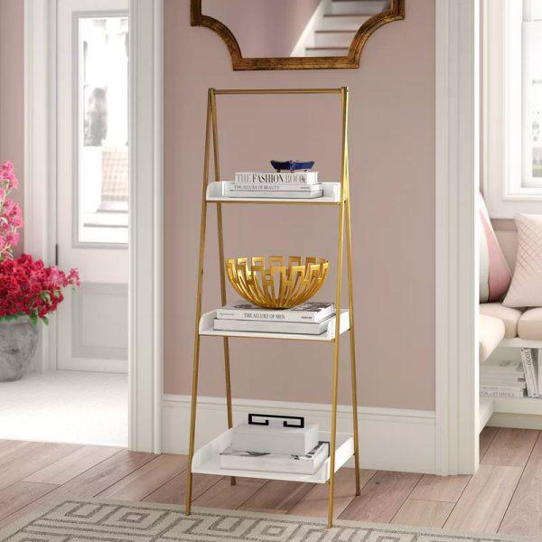 Kệ lưu trữ hình thang độc đáo cực kì thích hợp với những căn hộ có diện tích nhỏ - Ảnh 5.