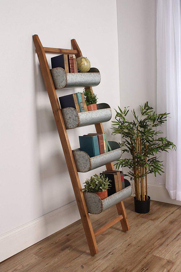 Kệ lưu trữ hình thang độc đáo cực kì thích hợp với những căn hộ có diện tích nhỏ - Ảnh 6.