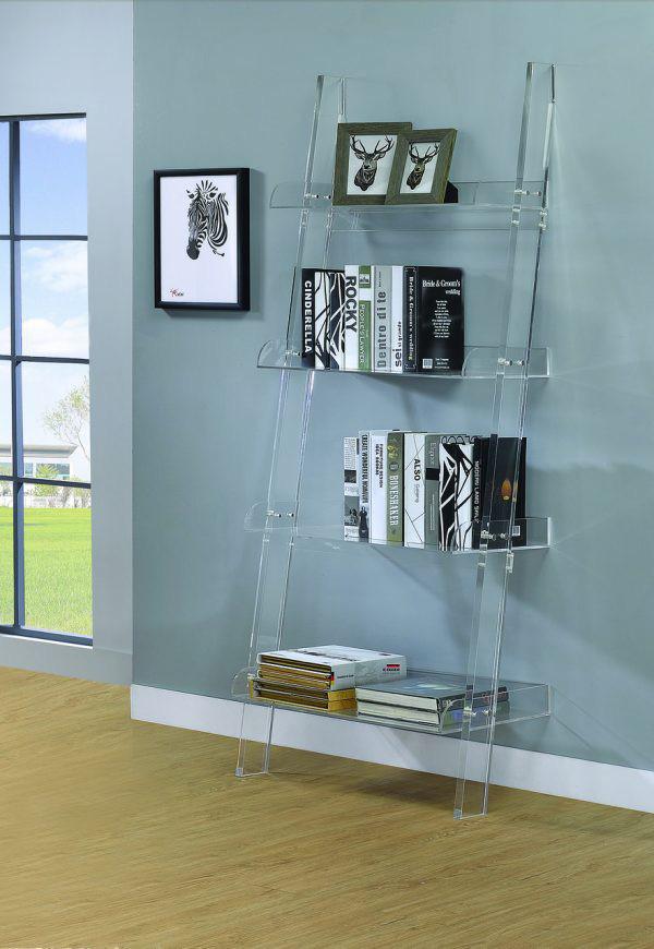 Kệ lưu trữ hình thang độc đáo cực kì thích hợp với những căn hộ có diện tích nhỏ - Ảnh 7.