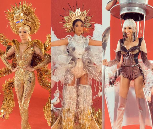 Khả năng cao Hoàng Thùy sẽ đem Café phin sữa đá  đến Miss Universe 2019 - Ảnh 1.