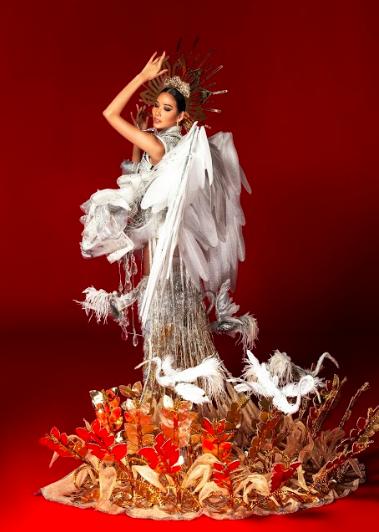 Khả năng cao Hoàng Thùy sẽ đem Café phin sữa đá  đến Miss Universe 2019 - Ảnh 3.