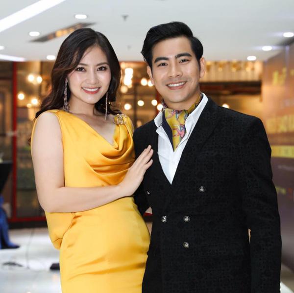 Ngọc Lan - Thanh Bình từng hạnh phúc trước tin đồn hôn nhân rạn nứt - Ảnh 3.