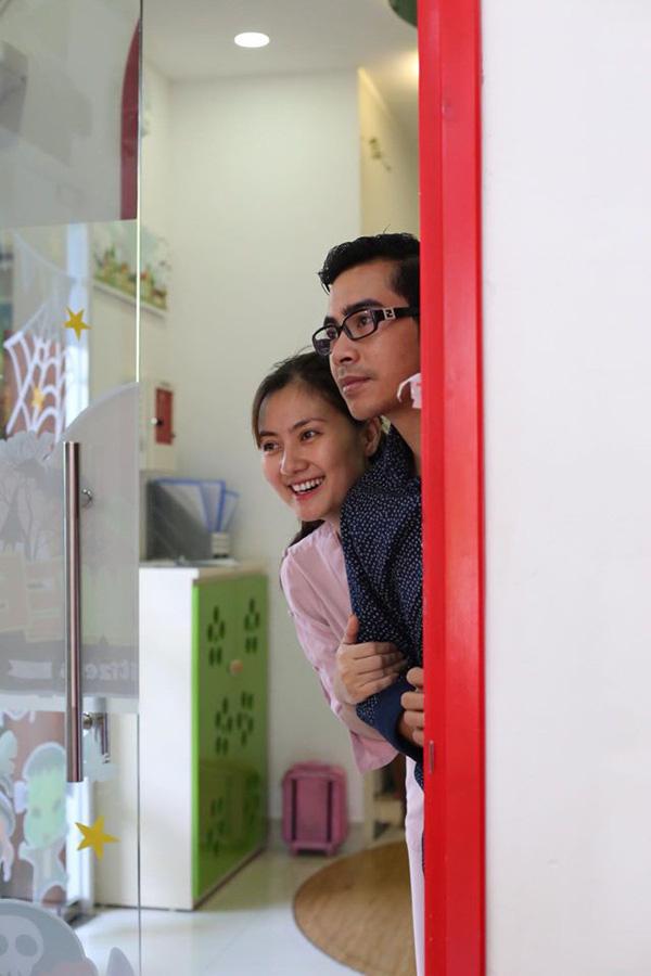 Ngọc Lan - Thanh Bình từng hạnh phúc trước tin đồn hôn nhân rạn nứt - Ảnh 9.