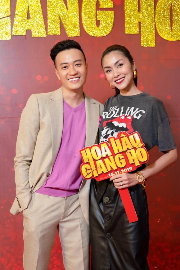 Hà Tăng, Thanh Hằng mừng phim của Lương Mạnh Hải - Ảnh 2.