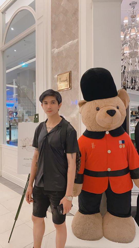 Tim và Trương Quỳnh Anh bị bắt gặp sánh đôi ở Thái Lan - Ảnh 5.