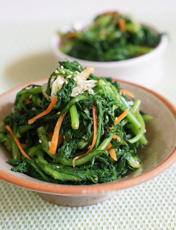 Bữa cơm chiều nhiều rau xanh giải ngán, ăn hết cơm vẫn không chán  - Ảnh 3.