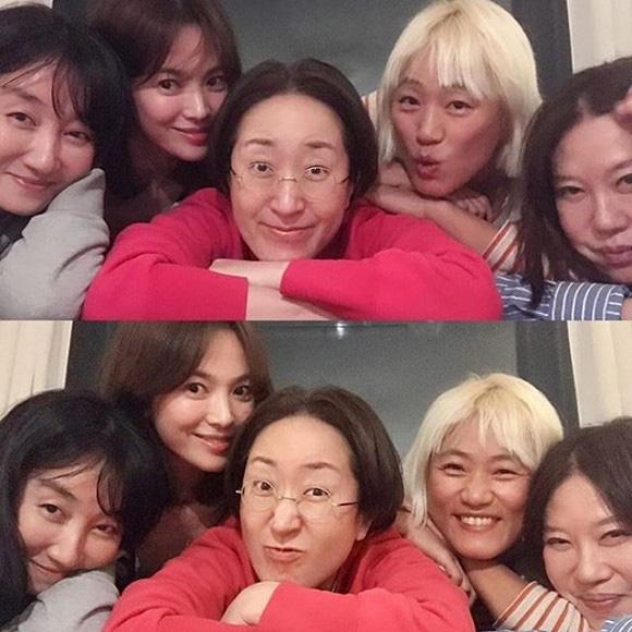 Song Hye Kyo có phản ứng lạ khi biết tin chồng cũ quay lại showbiz - Ảnh 4.