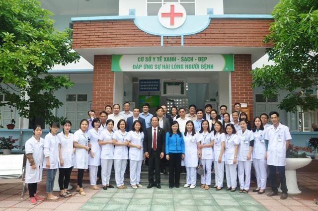 Hà Nội: Đầu tư phát triển y tế cơ sở để để người dân không phải vượt tuyến - Ảnh 1.